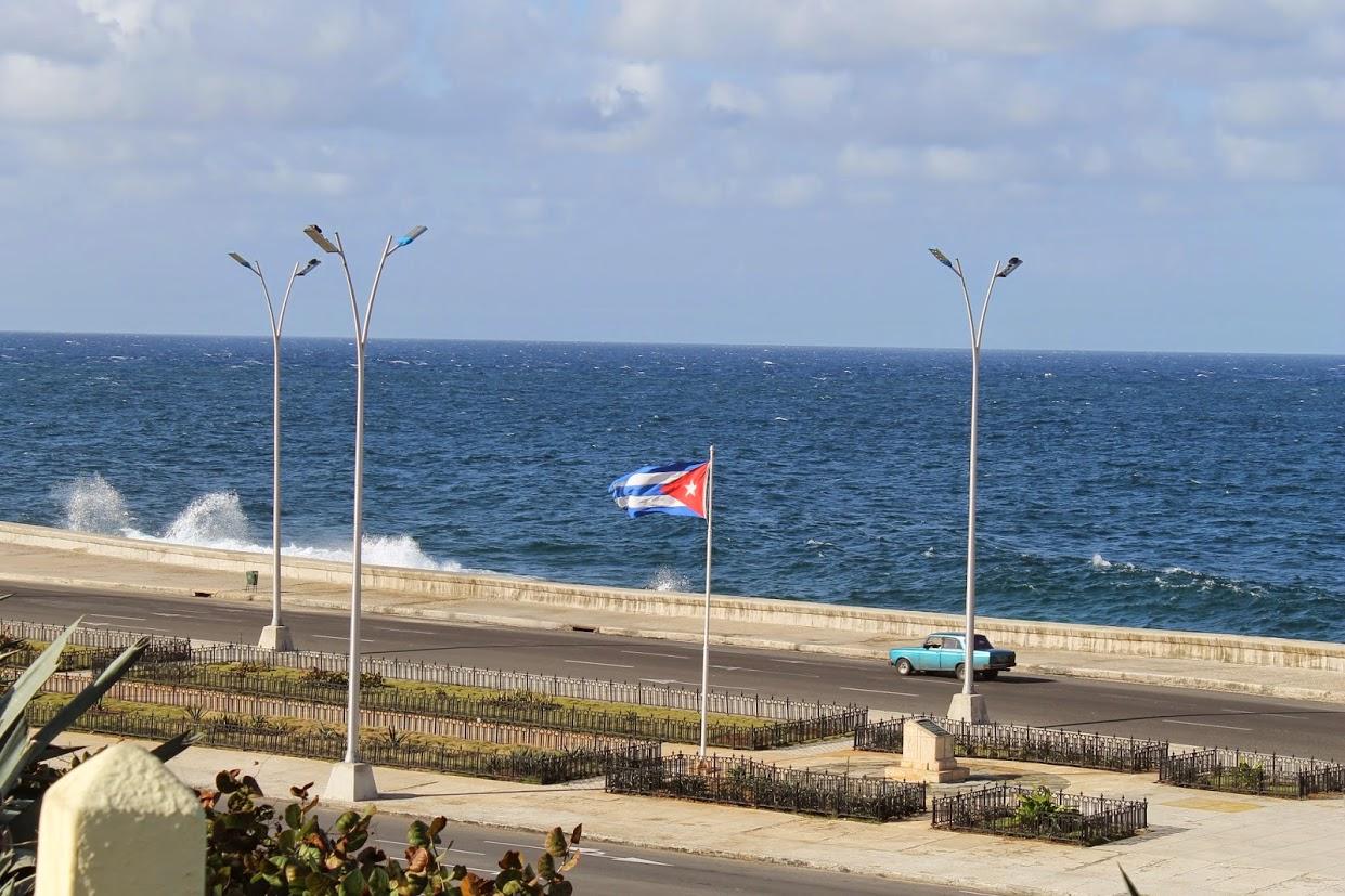 Ocean View in Cuba